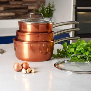 3-Pc-Tower-Copper-Non-Stick-pan-set