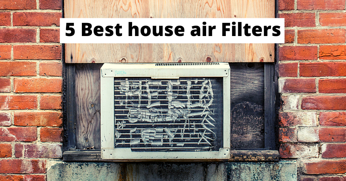 5 Best house air Filters
