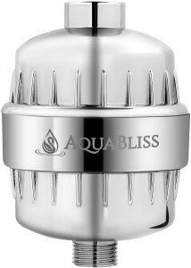 AquaBliss High Output Revitalizing  Shower Filter-Chrome (SF100)