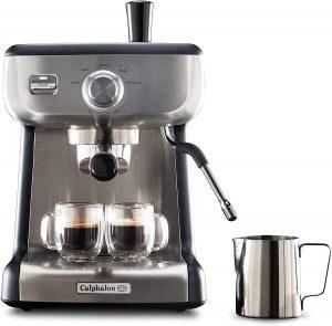 Calphalon BVCLECMP1 Temp iQ Espresso Machine