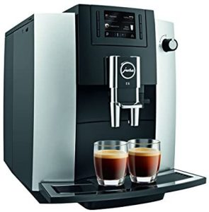 Jura E6 Automatic Coffee Center