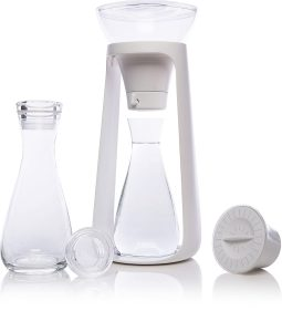 KOR Water Fall, Reusable Countertop Water Filtration System