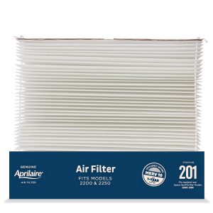 Aprilaire 201 Replacement Filter for Aprilaire Whole House Air Purifier Models: 2200
