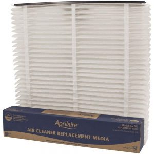 Aprilaire 513 Replacement Air Filter for Aprilaire Home Air Purifiers MERV 13 (Pack of 1)