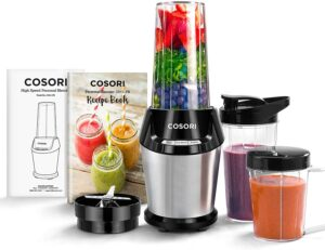 COSORI C011-PB Blender for Shakes and Smoothies